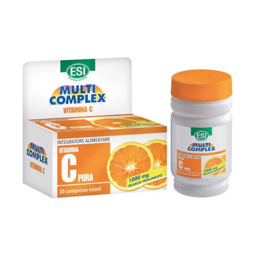 ESI Multicomplex Vitamina C 30 tableta