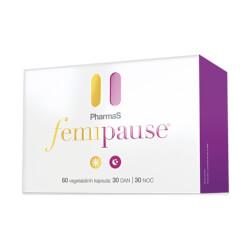 PharmaS FemiPause kapsule 30 + 30