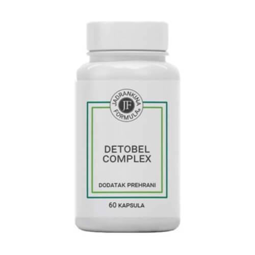 JadroMel Detobel Complex 60 kapsula