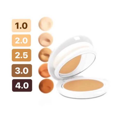 Avene Couvrance kompaktna obojena krema COMFORT 4.0 Honey 10g