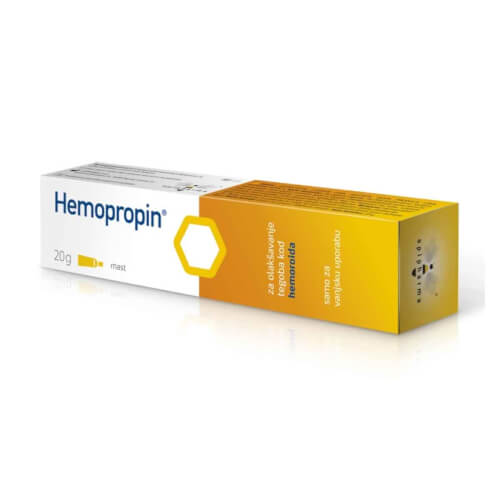 Apipharma Hemopropin mast 20g