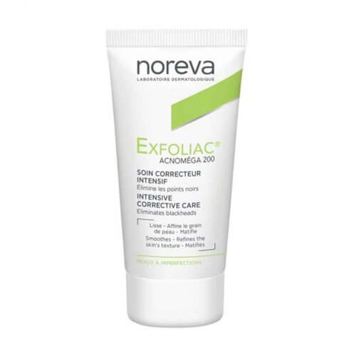 Noreva Exfoliac Acnomega 200 intenzivna korektivna njega 30ml