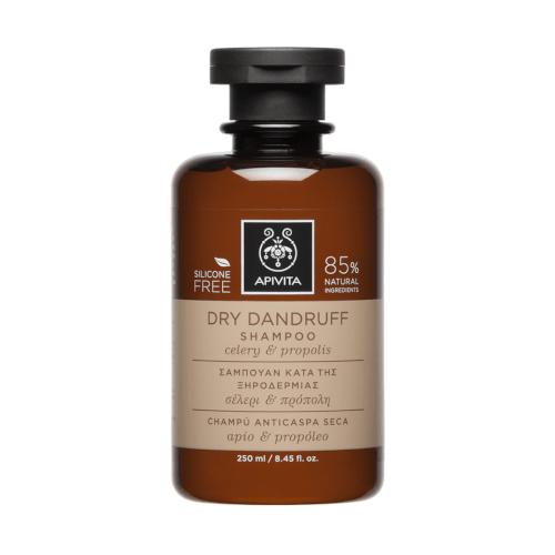 Apivita Šampon protiv suhe peruti s celerom i propolisom 150ml