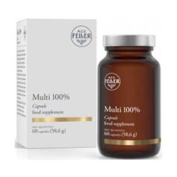 M.E.V. FELLER Multi 100% kapsule 60 kapsula