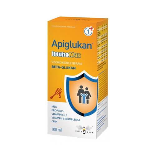 Apipharma Apiglukan imunoMax 100ml