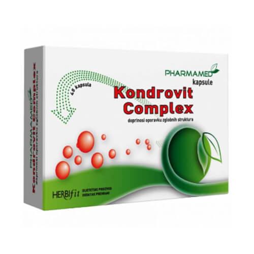 Pharmamed Kondrovit Complex kapsule 45 kapsula