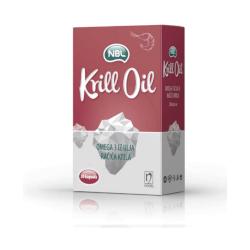 Nobel NBL Krill Oil 30 kapsula