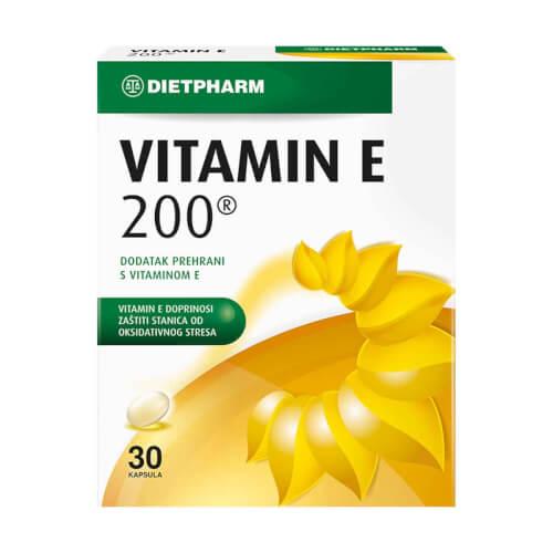 Dietpharm Vitamin E 200 30 kapsula