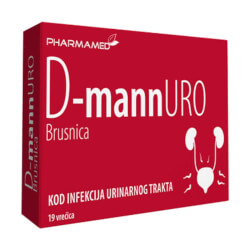 Pharmamed D-mannURO prašak 19 vrećica