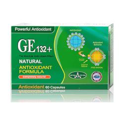 International Health GE 132+ Natural 60 kapsula