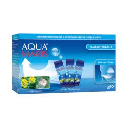 Jadran Galenski Laboratorij Aqua Maris morska so sa eteričnim uljima smilja i mirte 30 vrećica