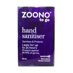 Zoono To Go Hand Sanitiser 30ml