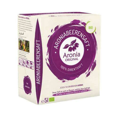 Aronija Original BIO Aronija 3 l