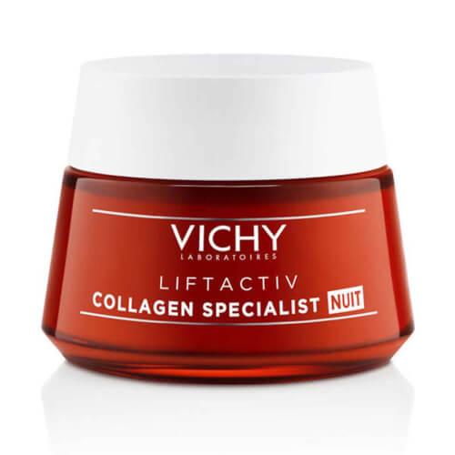 Vichy Liftactiv Collagen Specialist noćna krema 50ml